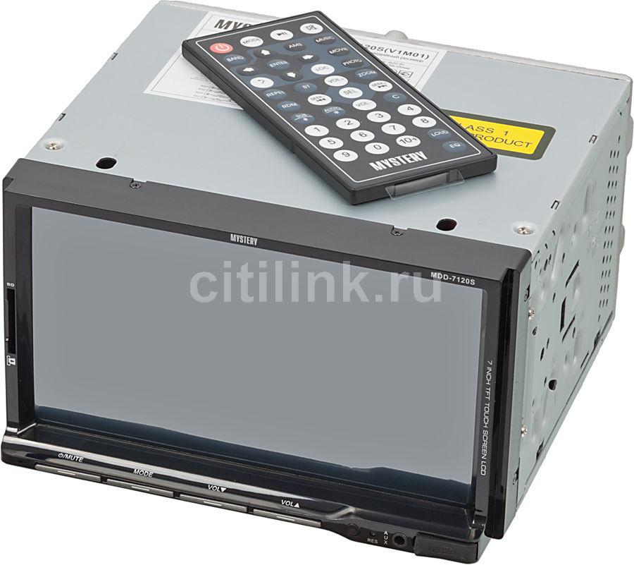 Автомагнитола MYSTERY MDD-7120S,  USB,  SD
