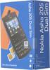 Мобильный телефон NOKIA Asha 205 Dual Sim голубой/темно-розовый вид 10