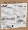 """Монитор ЖК ACER V226HQLABd 21.5"""", черный [um.wv6ee.a02] вид 10"""