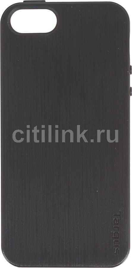 Чехол (клип-кейс) TARGUS THD031EU-50, для Apple iPhone 5, черный