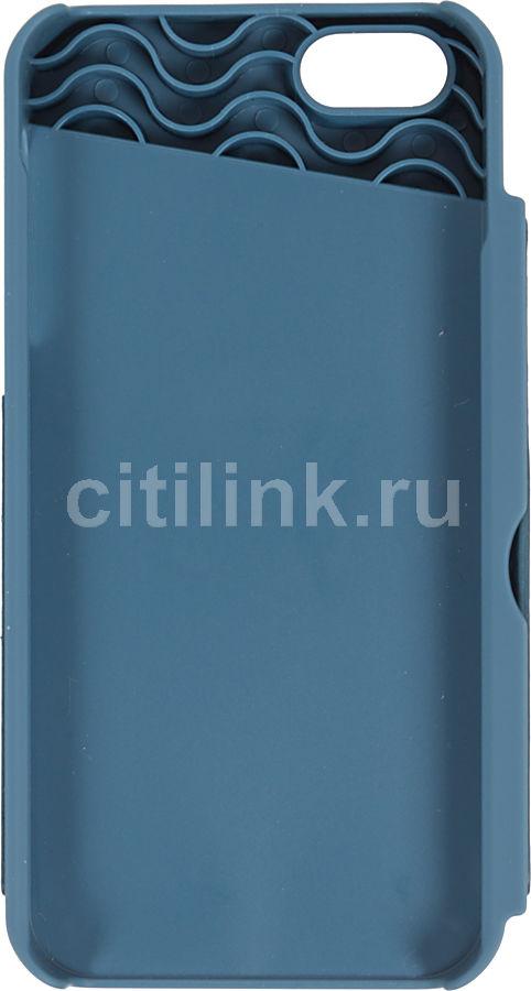 Чехол (клип-кейс) TARGUS THD02202EU-50, для Apple iPhone 5, бирюзовый