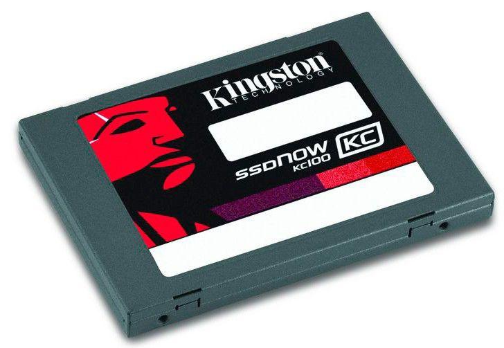 Накопитель SSD KINGSTON KC100 SKC100S3B/480G 480Гб, 2.5