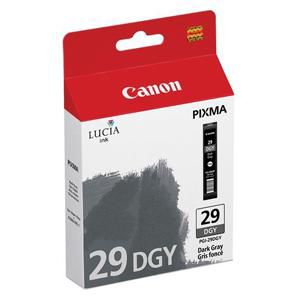 Картридж CANON PGI-29DGY темно-серый [4870b001]
