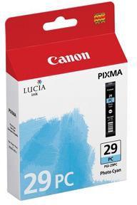 Картридж CANON PGI-29PC фото голубой [4876b001]