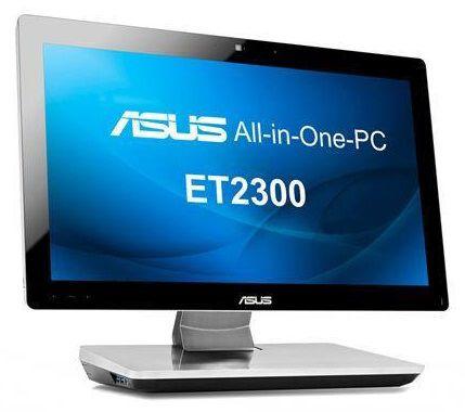 Моноблок ASUS ET2300INTI, Intel Core i5 3330, 6Гб, 1000Гб, nVIDIA GeForce GT630M - 2048 Мб, DVD-RW, Windows 8, черный и серебристый [90pt00h1000320q]