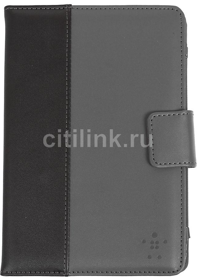 Чехол BELKIN F7P057BQC00, черно-серый