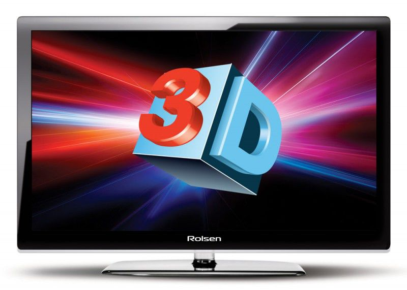 LED телевизор ROLSEN RL-32D700U3D