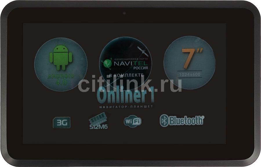 GPS навигатор EXPLAY Onliner 1,  7