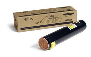 Картридж XEROX 106R01162 желтый