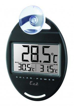 Термометр EA2 ET100,  черный