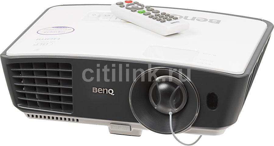 Проектор BENQ W750 серебристый [9h.j7k77.17e]