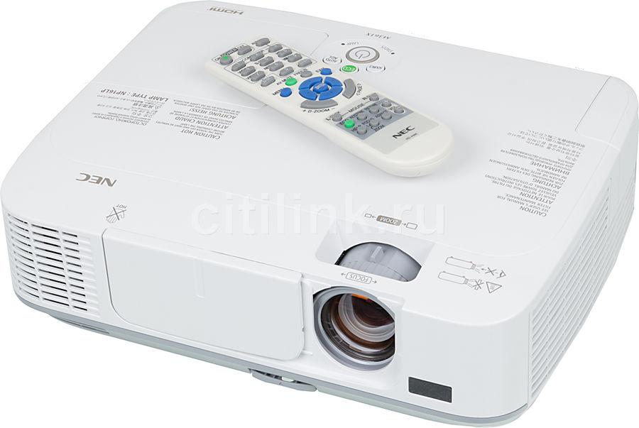 Проектор NEC M361XG белый