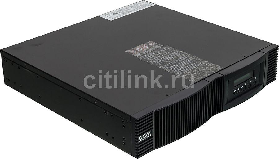 Источник бесперебойного питания POWERCOM Vanguard RM VRT-1000XL,  1000ВA