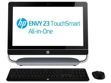 Моноблок HP ENVY 23-d104er, Intel Core i5 3330S, 6Гб, 2Тб, nVIDIA GeForce GT630M - 2048 Мб, DVD-RW, Windows 8, черный и серый [d2m83ea]