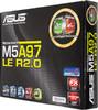 Материнская плата ASUS M5A97 LE R2.0 SocketAM3+, ATX, Ret вид 6