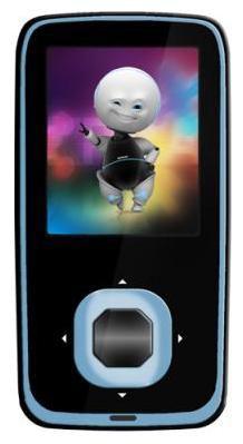 MP3 плеер EXPLAY C30 flash 8Гб черный [4000651]