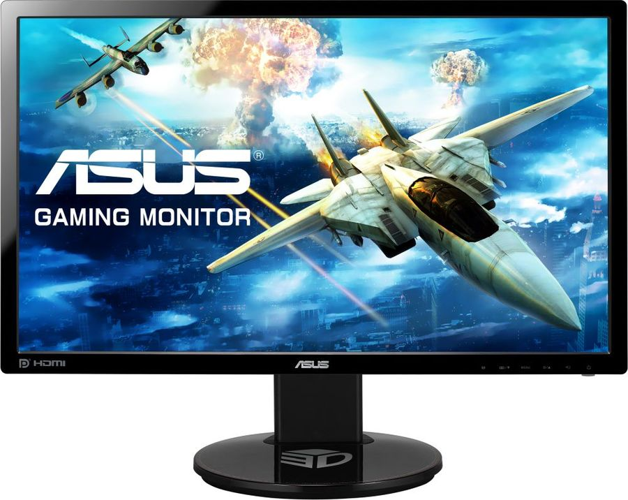 "Монитор Asus 24"" VG248QE TN+film 1920x1080 144Hz 350cd/m2 16:9"