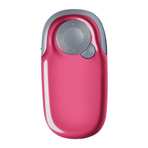 MP3 плеер EXPLAY L91 flash 4Гб розовый [4029215]