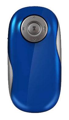MP3 плеер EXPLAY L91 flash 4Гб синий [4029214]