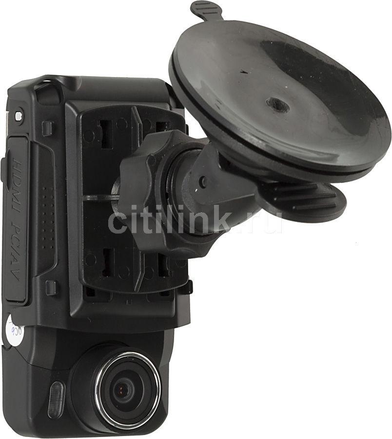Видеорегистратор PARKCITY DVR HD502 черный