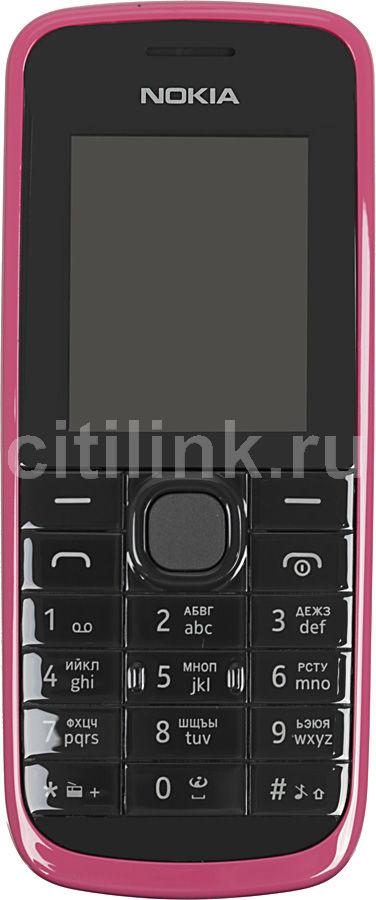 Мобильный телефон NOKIA 113 ярко-розовый