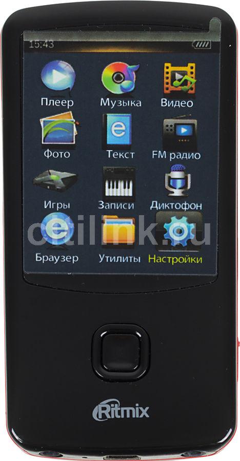 MP3 плеер RITMIX RF-7100 flash 4Гб черный [15114047]
