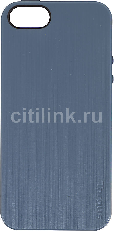Чехол (клип-кейс) TARGUS THD03102EU-50, для Apple iPhone 5, синий