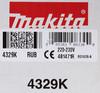 Лобзик MAKITA 4329K вид 11