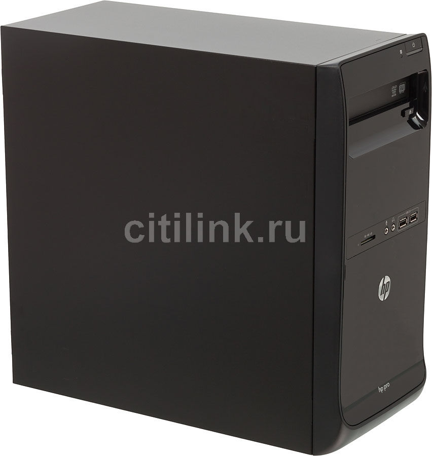 Компьютер  HP Pro 3500 MT,  Intel  Core i7  3770,  DDR3 8Гб, 1000Гб,  Intel HD Graphics 4000,  DVD-RW,  CR,  Windows 7 Professional,  черный [h4m22es]