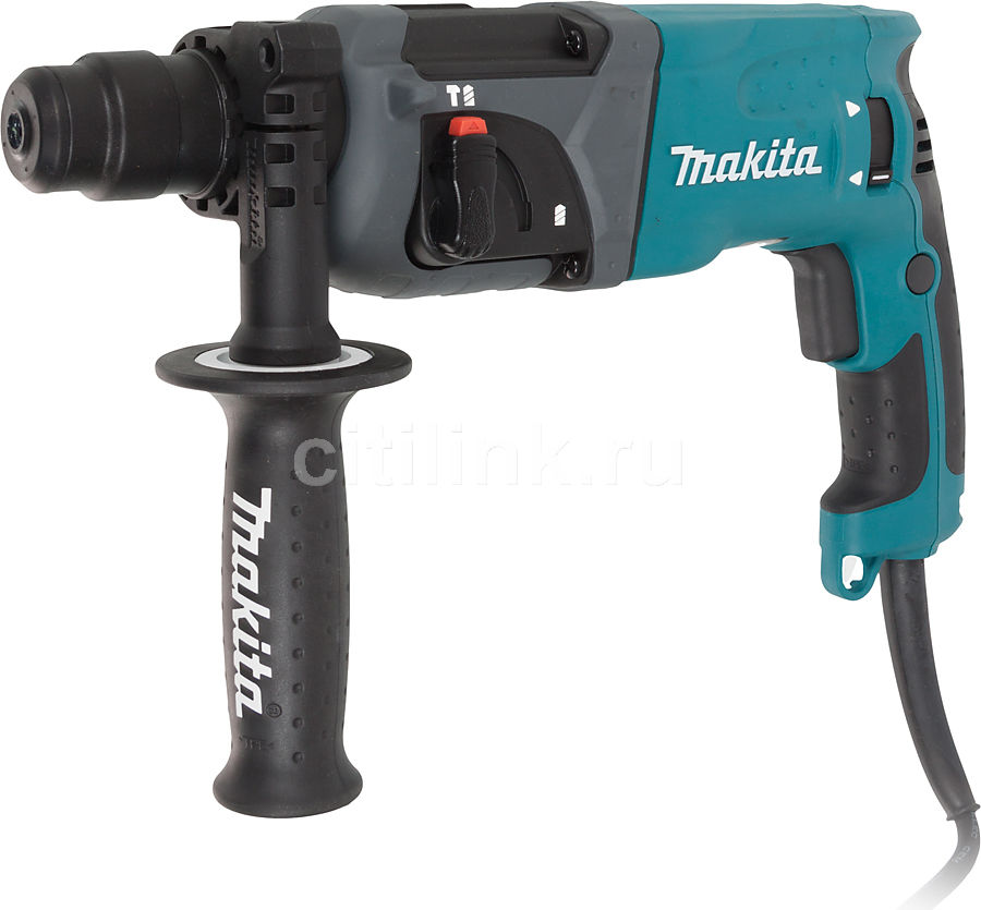 Перфоратор MAKITA HR2460 перфоратор sds plus makita hr1841f