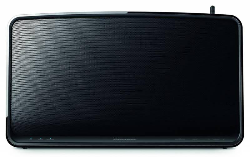 Аудиомагнитола PIONEER XW-SMA4-K,  черный