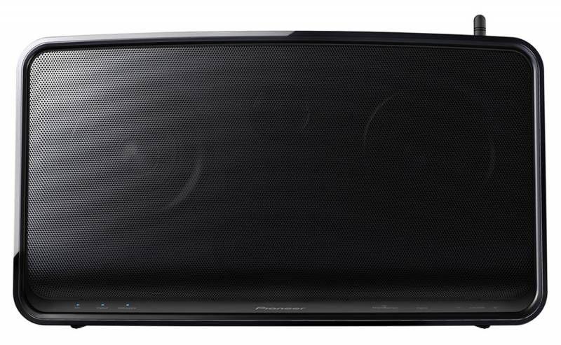 Аудиомагнитола PIONEER XW-SMA1-K,  черный