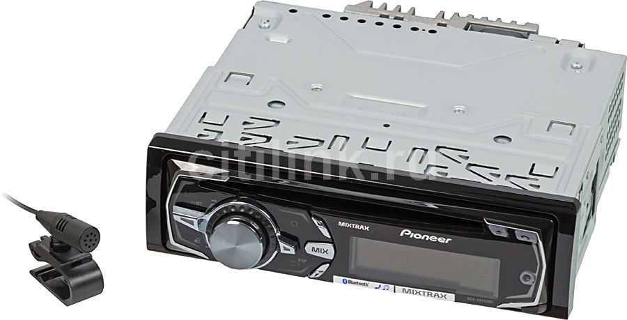 Автомагнитола PIONEER DEH-X8500BT,  USB,  SD