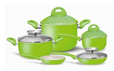 Набор посуды PENSOFAL Bioceramix PEN 9428,  9 предметов