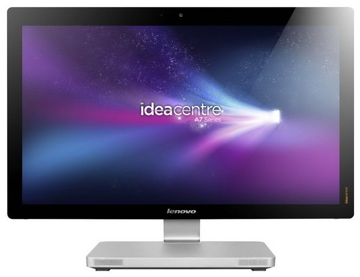 Моноблок LENOVO A720, Intel Core i7, 8Гб, 1Тб, nVIDIA GeForce GT630 - 2048 Мб, Blu-Ray, Windows 8 [57313688]