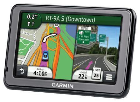 """GPS навигатор GARMIN nuvi 2475T,  4.3"""",  авто, Garmin Europe,  черный"""