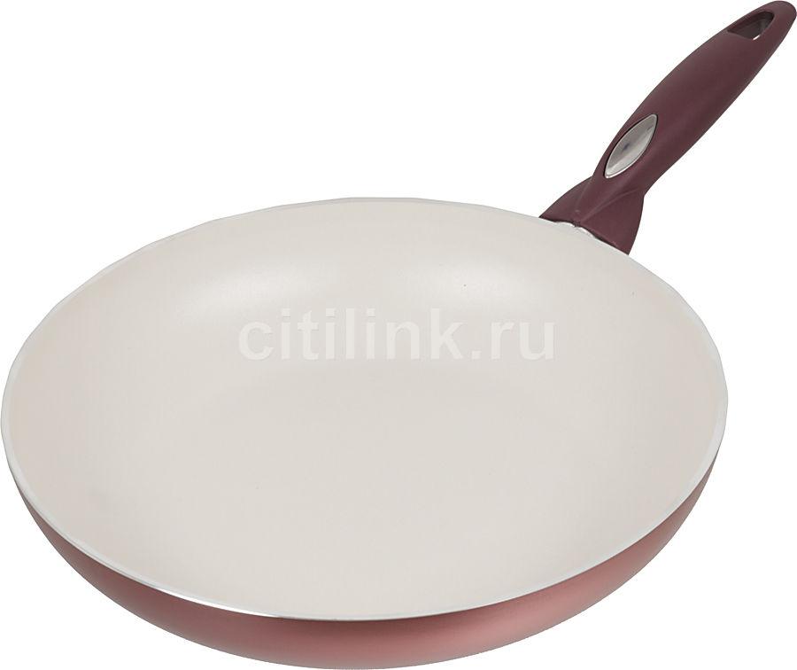 Сковорода PENSOFAL Princess passion PEN9706, 280см, без крышки,  розовый