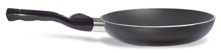 Сковорода PENSOFAL Genius Platino PEN9864, 280см, съемная ручка,  без крышки,  черный