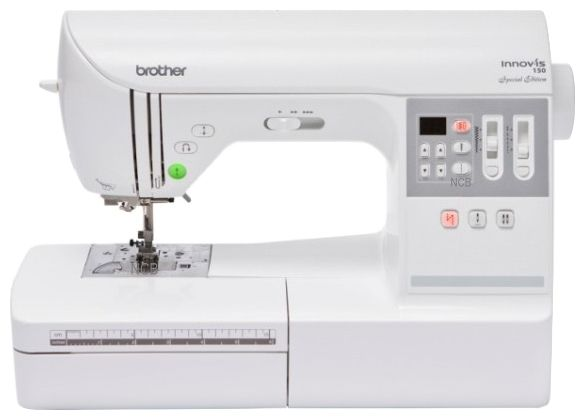 Швейная машина BROTHER Innov-is NV150 белый швейная машина brother innov is 450