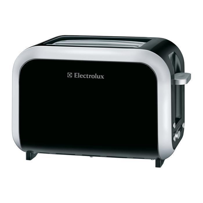 Тостер ELECTROLUX EAT3100,  черный