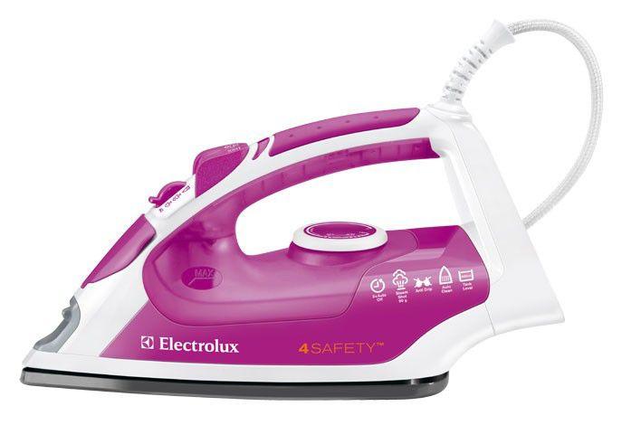 Утюг ELECTROLUX EDB5110MO,  2100Вт,  белый/ сиреневый
