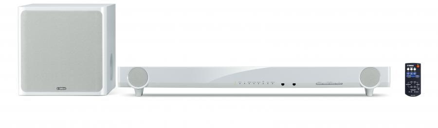 Звуковая панель YAMAHA YAS-201,  белый