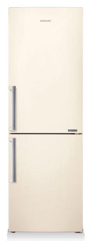 Холодильник SAMSUNG RB28FSJNDEF/WT,  двухкамерный,  бежевый