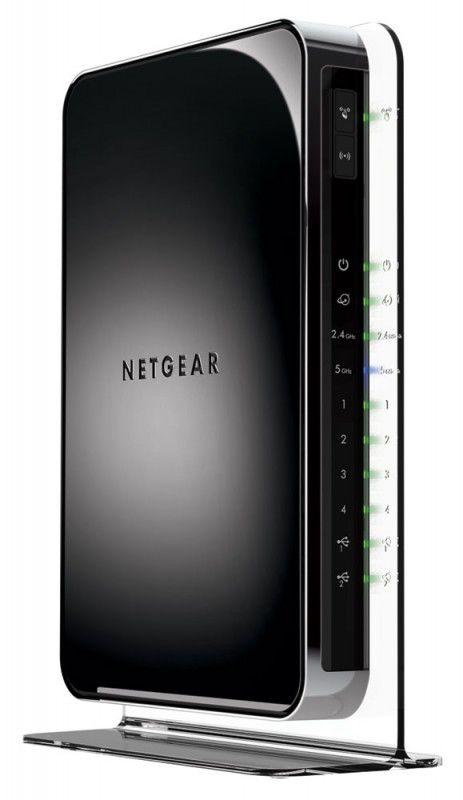 Беспроводной маршрутизатор NETGEAR WNDR4500-200EUS