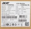 """Монитор ACER V206HQLBb 19.5"""", черный [um.iv6ee.b02] вид 11"""