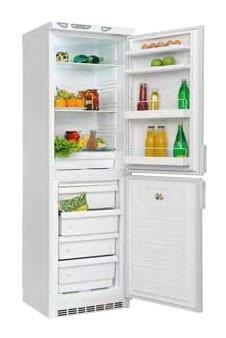Холодильник САРАТОВ 213 (КШД-335/125),  двухкамерный,  белый