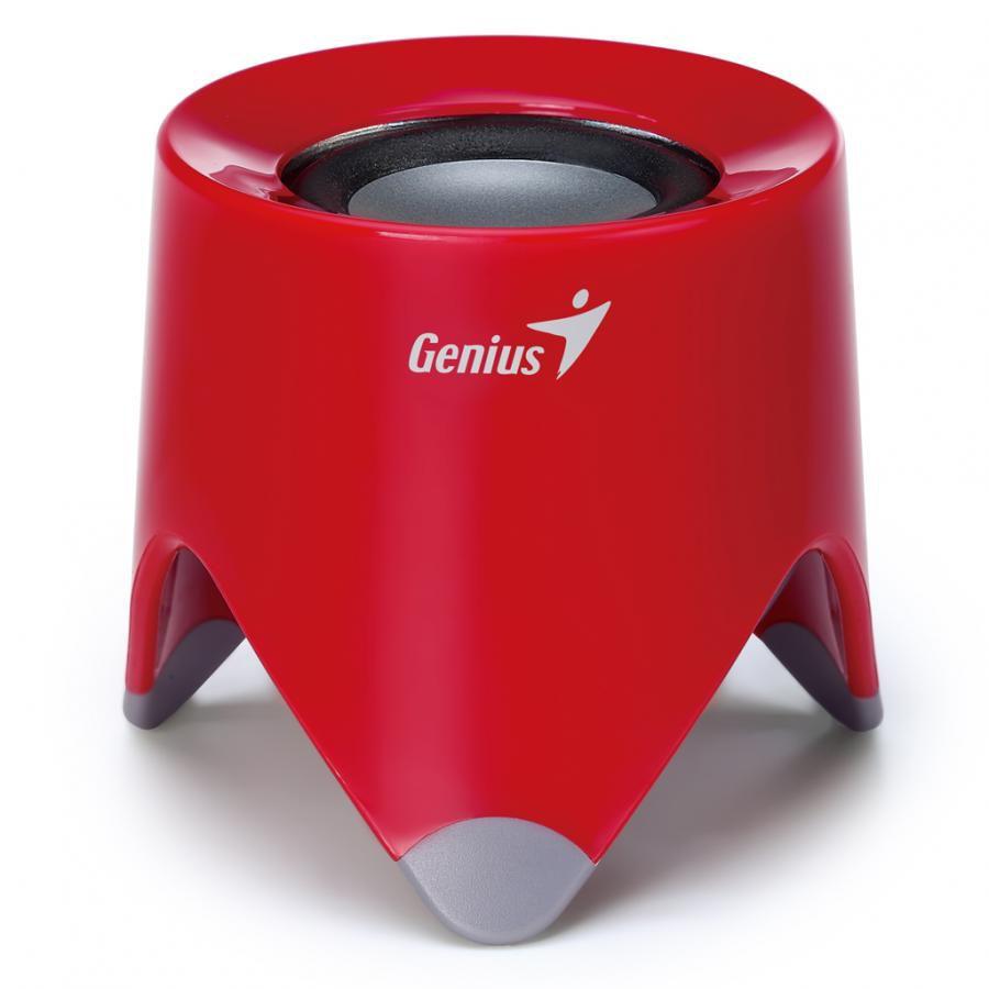 Колонки GENIUS SP-i165,  красный [31731015102]