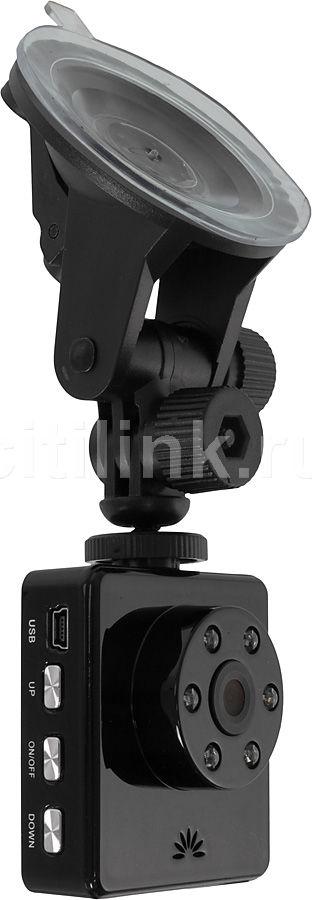 Видеорегистратор SUPRA SCR-450 черный