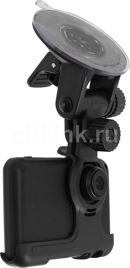 Видеорегистратор SUPRA SCR-460 черный