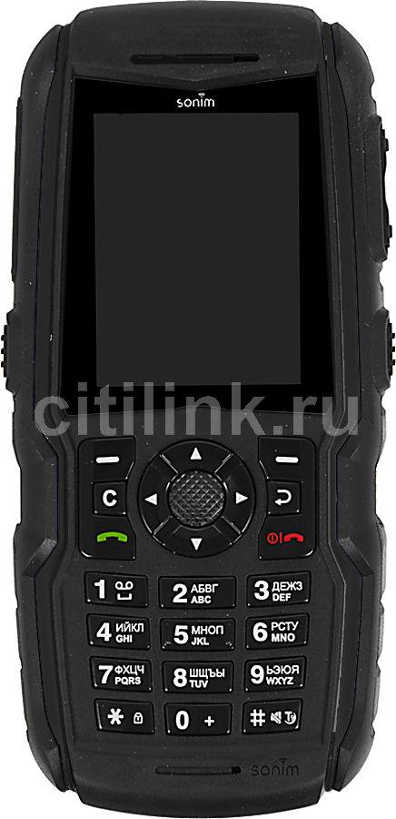 Мобильный телефон SONIM Core XP1300  черный